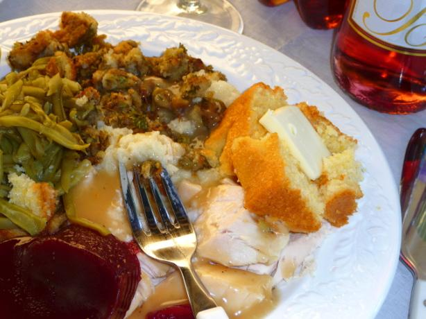 Bread Stuffing. Photo by BecR