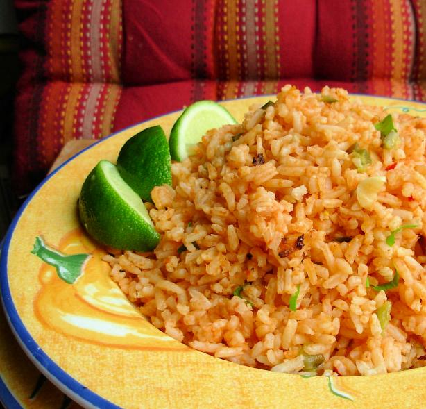 Mexican Rice. Photo by French Tart