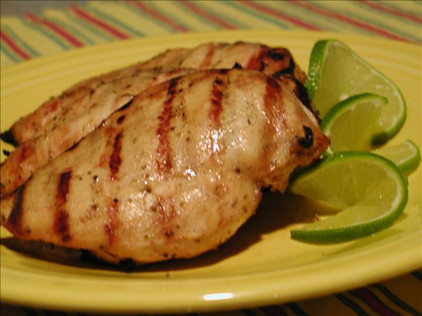 Spicy Lime Marinated Grilled Chicken Breasts. Photo by GaylaJ