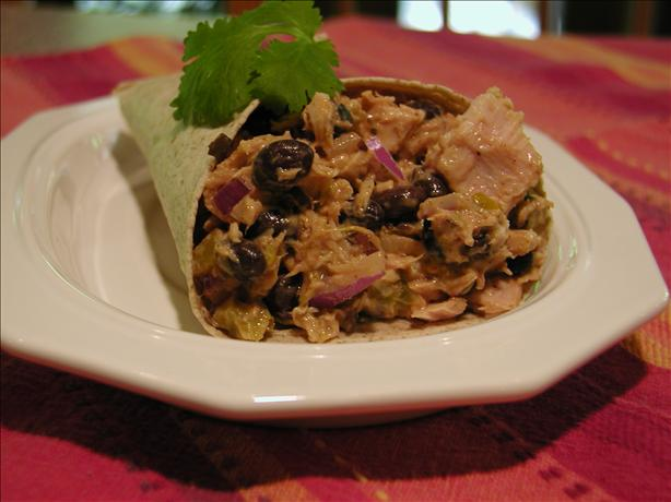 Black Bean Tuna Salad. Photo by GaylaJ