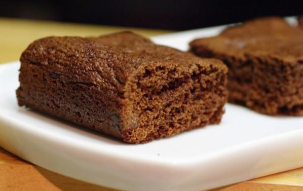 Intensely Chocolate Cocoa Brownies. Photo by Redsie