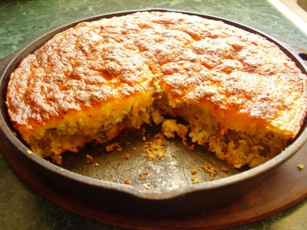 Mexican Cornbread. Photo by *HogHeaven*