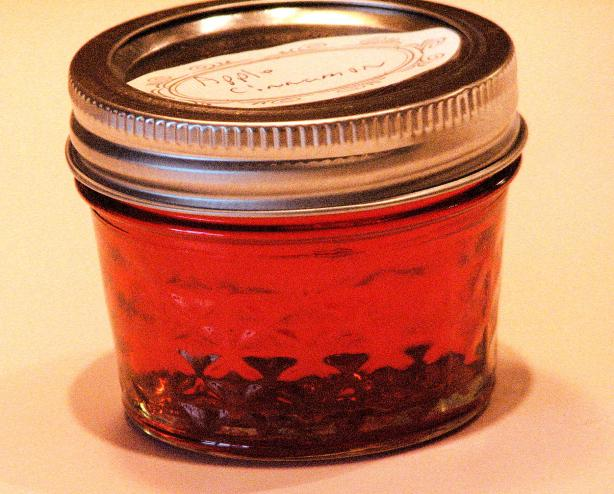 Apple Jelly Jam
