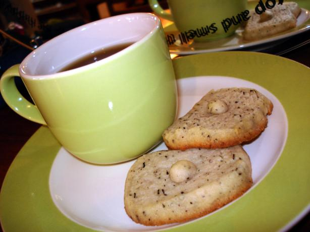 Earl Grey Tea Cookies. Photo by Geniale Genie