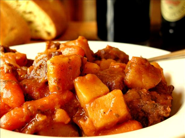 Irish Pub Beef Stew. Photo by GaylaJ