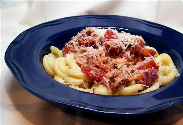 Tuna Pasta. Photo by PaulaG