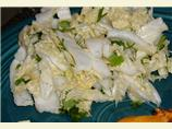 Cabbage Salad ( Mexican Coleslaw )