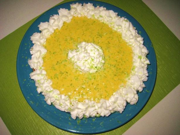 Mango Key Lime Pie. Photo by lulub1983