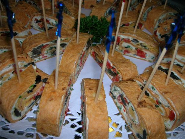 Mexican Pinwheels. Photo by - Carla -