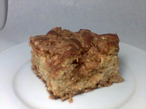 Caramel Apple Cake. Photo by Diana #2
