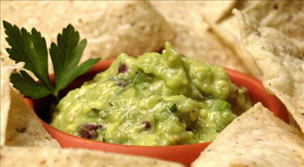 Avocado and Tomatillo Dip. Photo by GaylaJ
