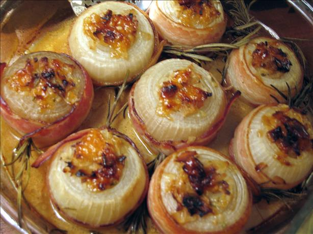 Jamie Oliver's World's Best Baked Onions. Photo by WeBees