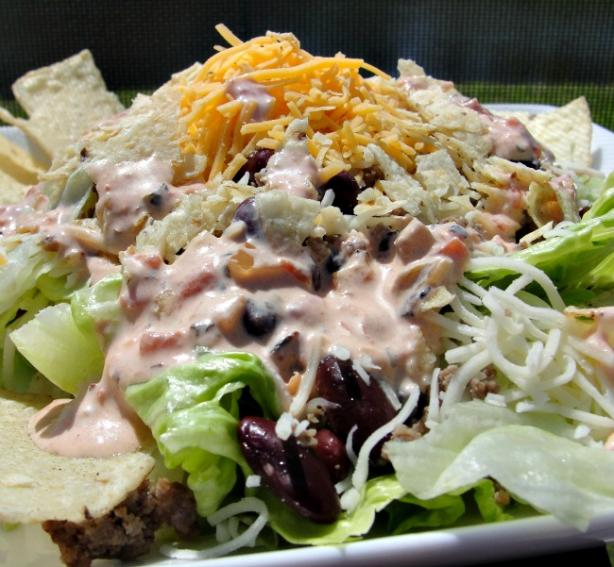 Taco Salad. Photo by diner524