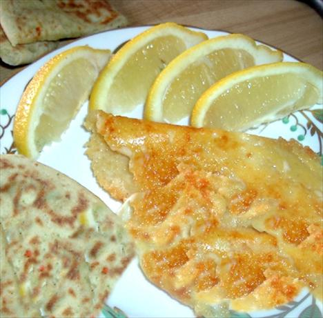 Saganaki (fried Cheese) Greek Style. Photo by Bergy