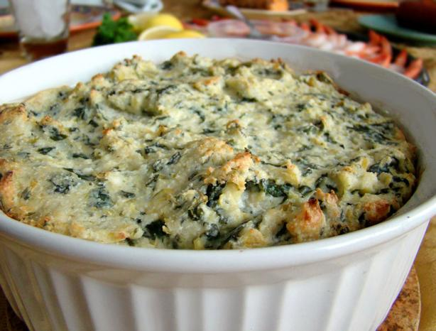 Spinach Artichoke Dip. Photo by Marg (CaymanDesigns)