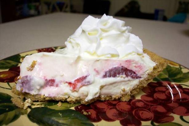 Decadent Strawberry Cream Pie. Photo by Baker*Chick