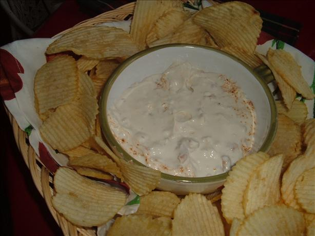 Reese Family Clam Dip. Photo by Stacky5