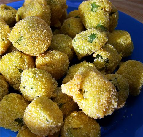 Southern Fried Okra. Photo by PaulaG