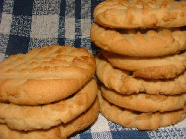 My Favorite Peanut Butter Cookies. Photo by Lvs2Cook