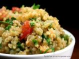 Bulgur Wheat Salad - Turkish Style
