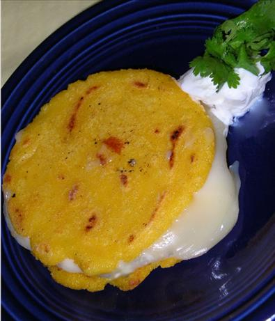 Ww 1 Point - Arepas (Alternative to Tortillas) OAMC. Photo by justcallmetoni