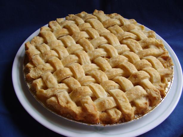 Grandma Ople's Apple Pie. Photo by NoraMarie