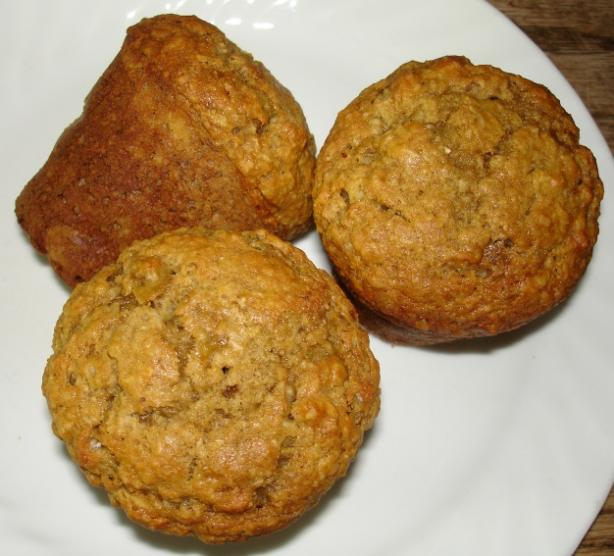 Fantastic Banana Bran Muffins. Photo by SkyGlitter
