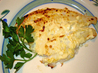 Flounder With Parmesan Crust