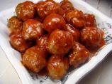 Always Perfect Sweet and Sour Meatballs