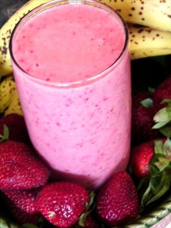 Strawberry Orange Banana Smoothie. Photo by Rita~