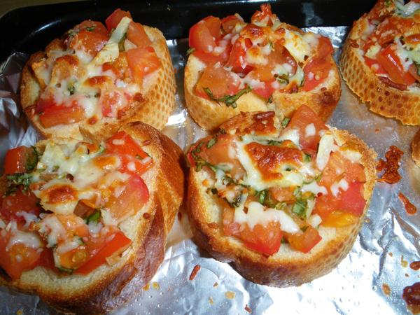 Bruschetta. Photo by Bergy