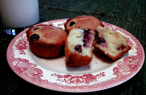 Lemon Blackberry Muffins. Photo by ms_bold