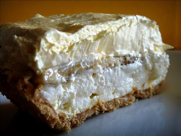 Creamy Banana Cream Pie. Photo by MommyMakes