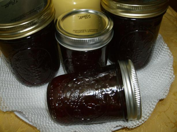 Plum Jam. Photo by Ms. B
