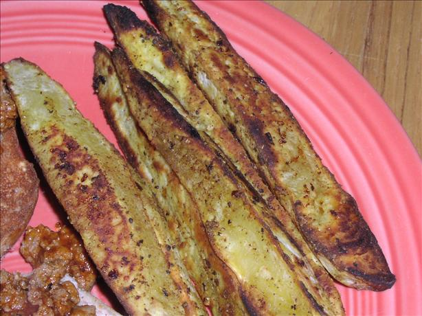 Sweet Potato Wedges. Photo by TeresaS