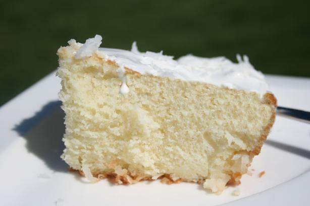 Prize-Winning Coconut Cake. Photo by **Tinkerbell**