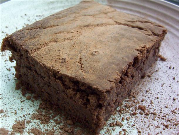 Black Bean Brownies (Sbd). Photo by * Pamela *