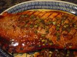4th of July Grilled Salmon *or Chicken!*