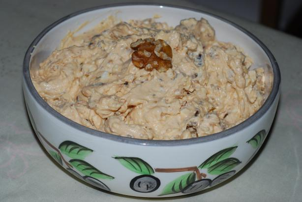 Roasted Garlic and Sun-Dried Tomato Spread. Photo by Katzen