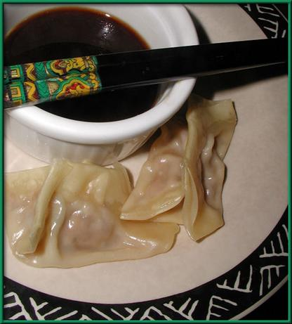 "Crab ""soup Dumplings"" (Dim Sum). Photo by Sandi (From CA)"