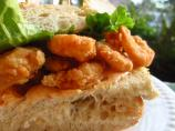 Stan&#39;s Place Shrimp Po Boy