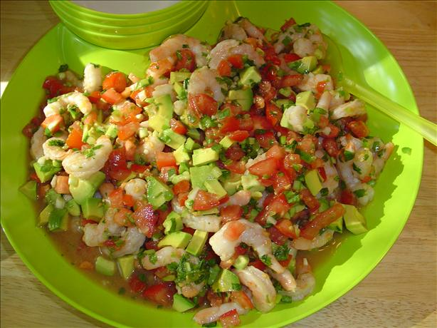 Mexican Shrimp Ceviche Recipe Seafood+ ceviche recipes - 7000 recipes