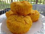 Sweet Potato (Queen) Cornbread