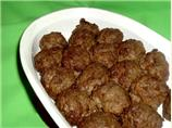 Stromgren Swedish Meatballs