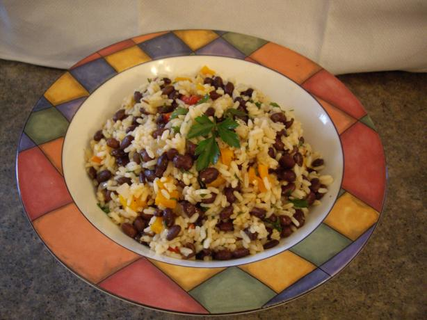Caribbean Rice and Beans. Photo by Sage