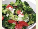 Italian Broccoli With Tomatoes