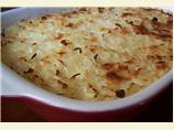 Vidalia Onion and Rice Casserole