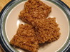 Healthy Brown Rice Krispies Treats. Recipe by J-Lynn