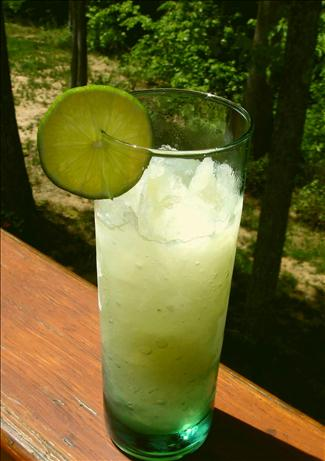 Lemon Daiquiri Freeze. Photo by Bev