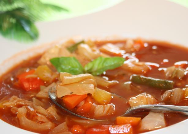Ww 0 Point Weight Watchers Cabbage Soup. Photo by **Tinkerbell**